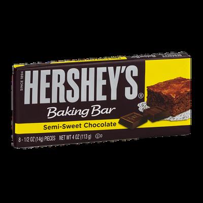 Hershey's Baking Bar Semi-Sweet Chocolate