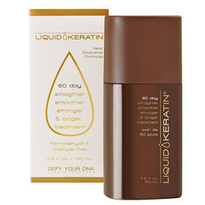 Liquid Keratin 60 Day Straighter, Smoother, Stronger and Longer Treatment, 4.2 fl oz