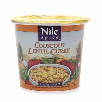 Nile Spice Lentil Curyy Couscous Cup