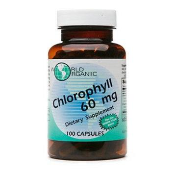 World Organic Chlorophyll 60mg