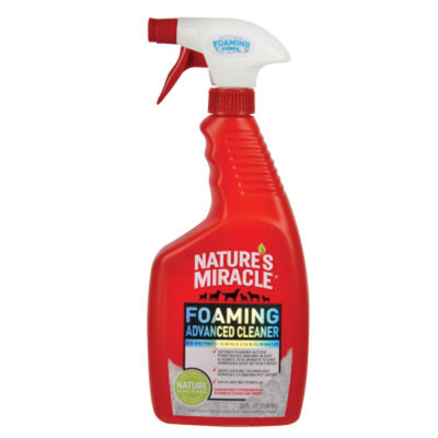 Nature's Miracle® Foaming Advanced Cleaner