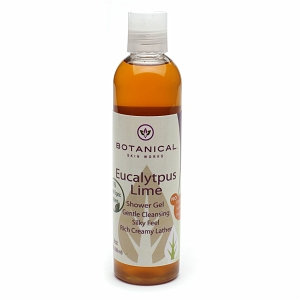 Botanical Skin Works Eucalyptus Lime Shower Gel