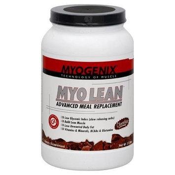 Myogenix Myo Lean Chocolate, 2.5 Pounds