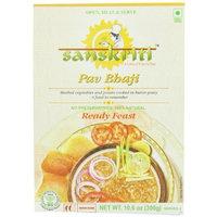 Sanskriti Pav Bhaji, 10.6-Ounce (Pack of 6)