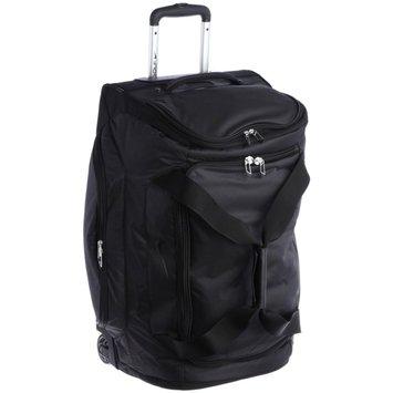 Nike Departure Roller Golf Duffle Bag - Black, ONE SIZE