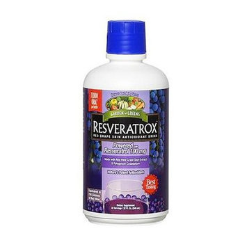 Garden Greens Resveratrox Heart Health - 25 fl oz