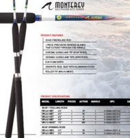 Calypso Saltwater Rod Series - SOUTHBEND SPORTING GOODS INC