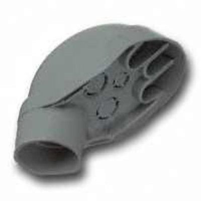 Halex 77920 2 In. PVC Service Entrance Cap