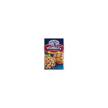 Martha White Muffin Mix Wildberry 7 oz. (Pack of 6)