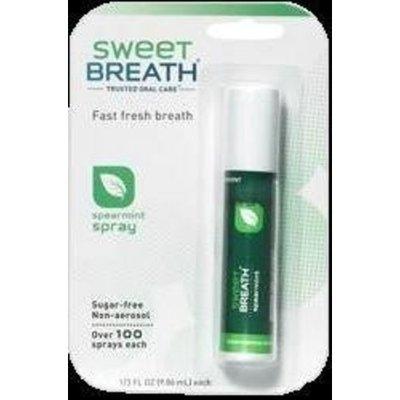 12 Packs Sweet Breath Spray Spearmint (1dz)