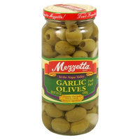 Mezzetta Mild Garlic Olives, 9.5 Ounce (Pack of 6)