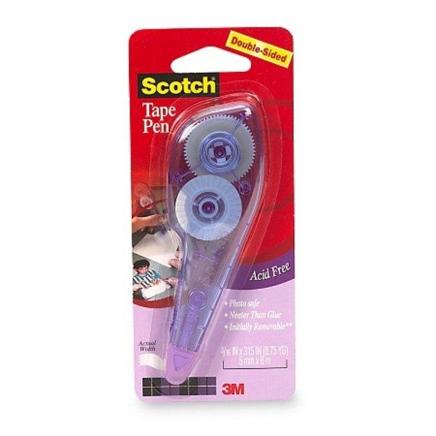 Scotch Tape Pen
