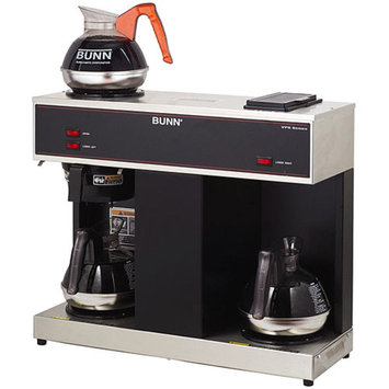 Bunn VPS Pourover Commercial Coffee Brewer w/3 Warmers