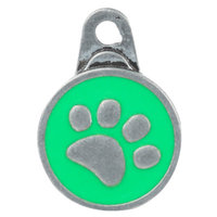 TagWorksA Boutique Collection Personalized Paw ID Tag