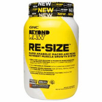 Raw Hardcore GNC Beyond RAW(r) RE-SIZE(tm) - Double Chocolate