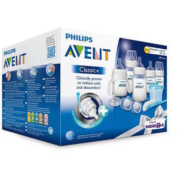 Philips AVENT BPA Free Classic and Newborn Starter Set