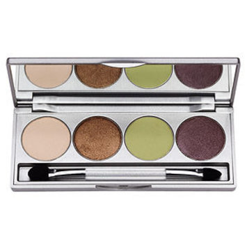 Colorescience Mineral Eye Shadow Quad Palette, Enchanted Earth, 1 ea