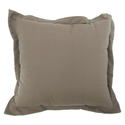 Threshold Outdoor Deep Seating Back Cushion - Taupe