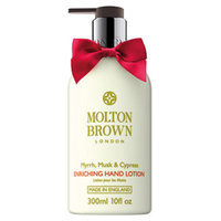 Molton Brown Myrrh Musk and Cypress Hand Lotion, 10 fl oz