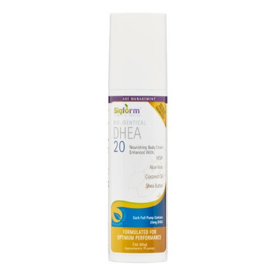 DHEA 20 Sigform 3 oz Liquid