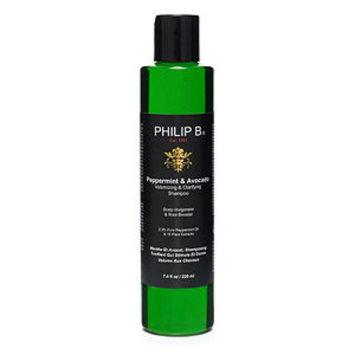 Philip B. Peppermint & Avocado Volumizing & Clarifying Shampoo