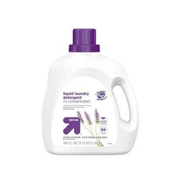 up & up Lavender Scent Liquid Laundry Detergent 100 oz