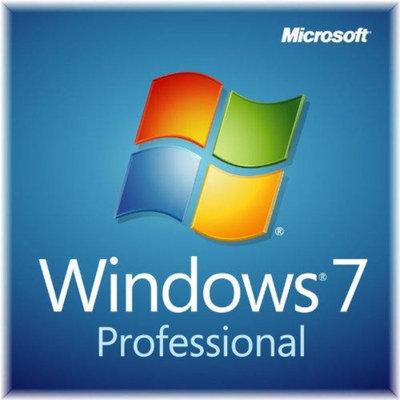Microsoft MICROSOFT OEM SOFTWARE 6PC-00020 GGK WIN PRO 7 SP1 32 64 BIT