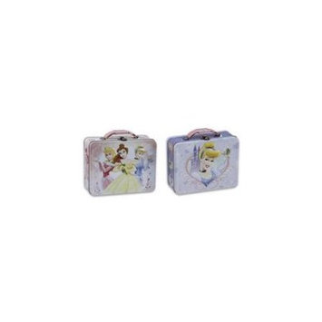 DDI Princess Embossed Lunch Box Case of 12