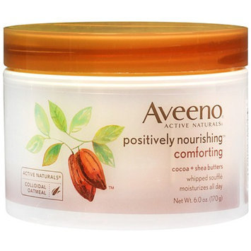 Aveeno Active Naturals Positively Nourishing 24-Hour Whipped Souffle