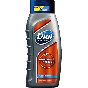 Dial® For Men Hair and Body Wash