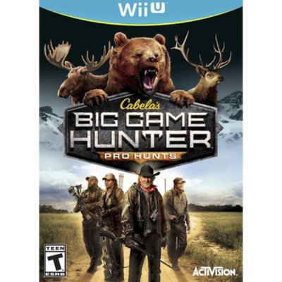 Cabela's Big Game Hunter: Pro Hunts (Nintendo Wii U)