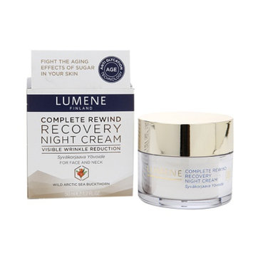 Lumene Complete Rewind Recovery Night Cream, 1.7 oz
