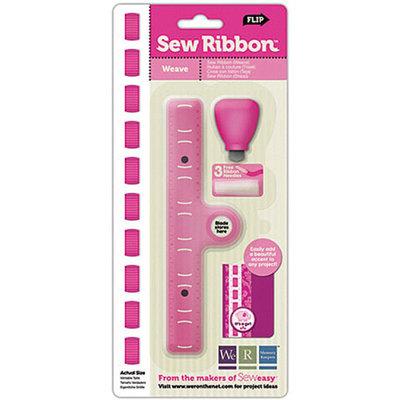 We R Memory Keepers Zig Zag Sew Ribbon Tool & Stencil