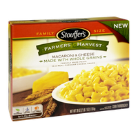 Stouffer's Farmers Harvest Whole Grain Macaroni & Cheese