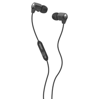 Skullcandy Riff Earbud with Mic - Black (S2RFDA-003)