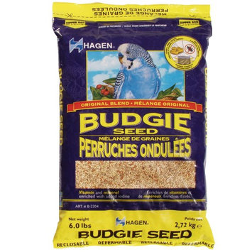 Hagen Parakeet Budgie VME Blend: 6 lbs