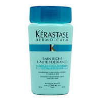 Dermo-Calm Bain Riche Haute Tolerance Shampoo Unisex Shampoo by Kerastase, 8.5 Ounce