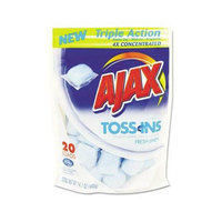 Ajax Toss Ins Powder Laundry Detergent