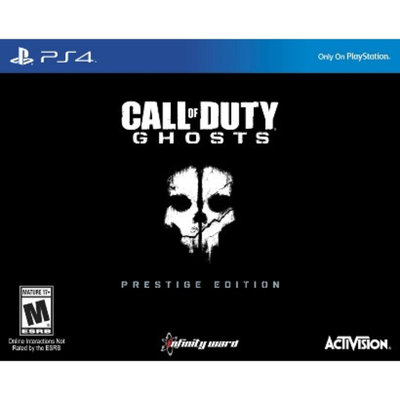 Activision Call of Duty: Ghosts Prestige Edition (PlayStation 4)