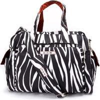 Ju Ju Be Ju-Ju-Be Be Prepared Diaper Bag, Safari Stripes (Discontinued by Manufacturer)