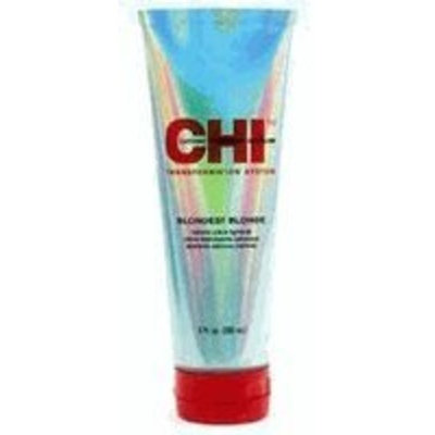 Chi Cationic Hydration Interlink Farouk CHI Blondest Blonde Ionic Creme Lightener, 8 Ounce