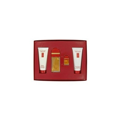 Elizabeth Arden RED DOOR Women Gift Set Eau de Toilette 1.7 Spray + Mini Perfume Pure Perfume + 3.3GEL + 3.3 Lotion
