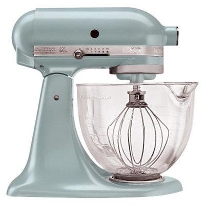 KitchenAid Artisan Design Series 5 Qt Stand Mixer- Azure Blue KSM155