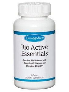 Euromedica Bio Active Essentials 60 tabs