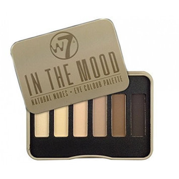 W7 In The Mood Natural Nudes Eye Shadow Palette [In The Mood]