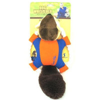 R2p Pet 069387 Soaring Squirrel Dog Toy