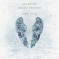 Coldplay Ghost Stories - Live 2014 (CD/DVD)