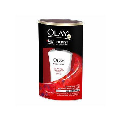 Olay Regenerist Advanced Anti-Aging UV Defense Regenerating Lotion SPF 50