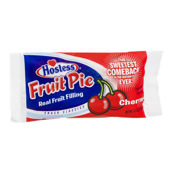 Hostess Fruit Pie Cherry