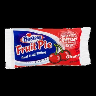 Hostess Fruit Pie Cherry